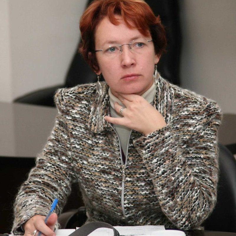 Лавренова Ольга Александровна