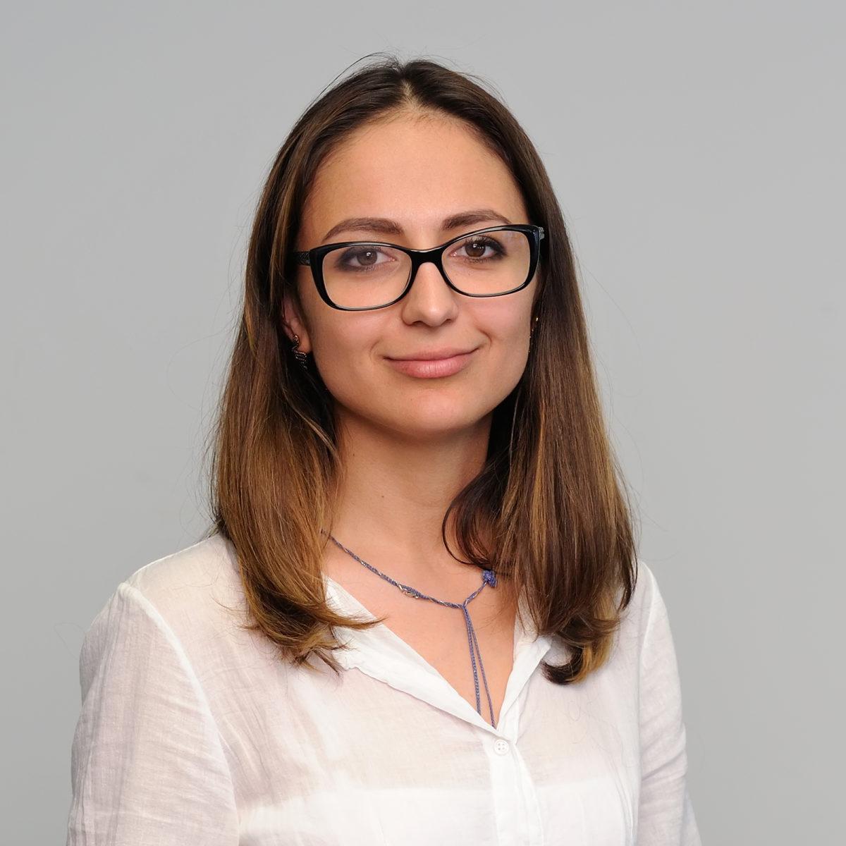 Лобанова Екатерина Олеговна