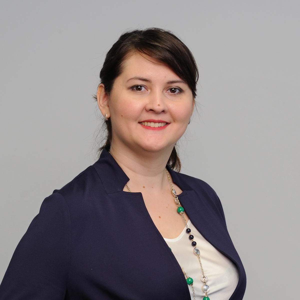 Лариошина Лола Юрьевна